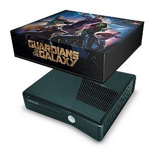 Xbox 360 Slim Capa Anti Poeira - Guardioes Da Galaxia