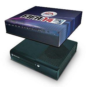 Xbox 360 Super Slim Capa Anti Poeira - Fifa 14
