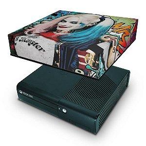 Xbox 360 Super Slim Capa Anti Poeira - Esquadrão Suicida #a