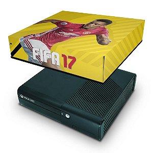 Xbox 360 Super Slim Capa Anti Poeira - Fifa 17