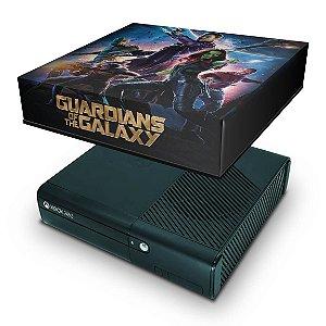 Xbox 360 Super Slim Capa Anti Poeira - Guardioes Da Galaxia 2