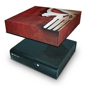 Xbox 360 Super Slim Capa Anti Poeira - The Punisher Justiceiro