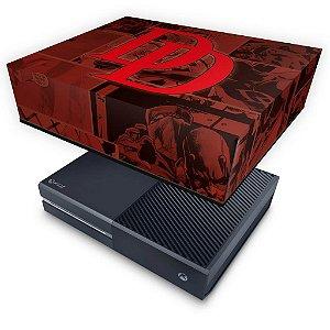 Xbox One Fat Capa Anti Poeira - Daredevil Demolidor Comics