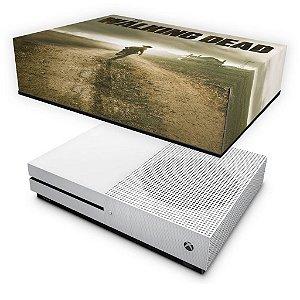 Xbox One Slim Capa Anti Poeira - The Walking Dead