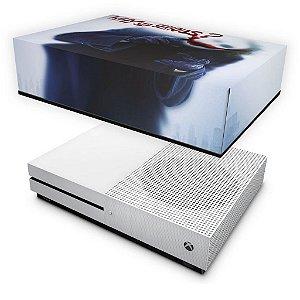 Xbox One Slim Capa Anti Poeira - Coringa - Joker