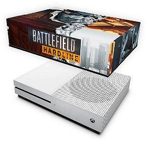 Xbox One Slim Capa Anti Poeira - Battlefield Hardline