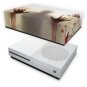 Xbox One Slim Capa Anti Poeira - Fear The Walking Dead