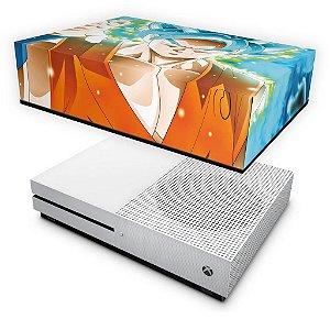 Xbox One Slim Capa Anti Poeira - Dragon Ball Super