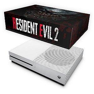 Xbox One Slim Capa Anti Poeira - Resident Evil 2 Remake