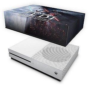 Xbox One S Slim Capa Anti Poeira - Star Wars Jedi Fallen Order