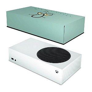 Xbox Series S Capa Anti Poeira - Lula Molusco Bob Esponja