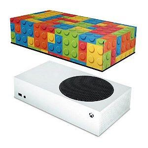 Xbox Series S Capa Anti Poeira - Lego Peça