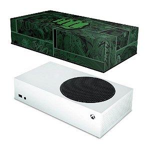 Xbox Series S Capa Anti Poeira - Hulk Comics