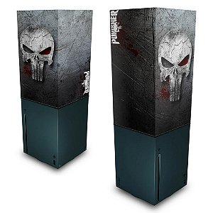 Xbox Series X Capa Anti Poeira - The Punisher Justiceiro