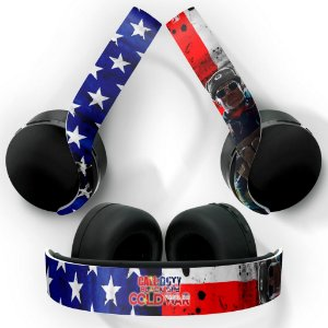 PS5 Skin Headset Pulse 3D - Call Of Duty Cold War