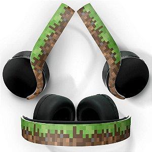 PS5 Skin Headset Pulse 3D - Minecraft