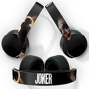 PS5 Skin Headset Pulse 3D - Joker Filme