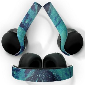 PS5 Skin Headset Pulse 3D - Abstrato #105