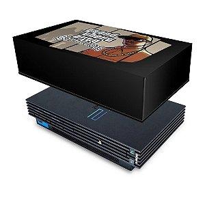 PS2 Fat Capa Anti Poeira - GTA San Andreas