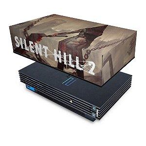 PS2 Fat Capa Anti Poeira - Silent Hill 2