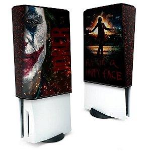 Capa PS5 Anti Poeira - Joker Filme