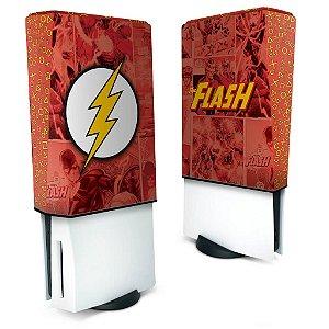 Capa PS5 Anti Poeira - The Flash Comics