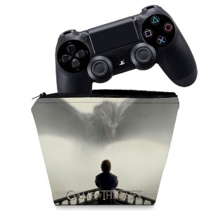Capa PS4 Controle Case - Game Of Thrones #B