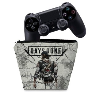 Capa PS4 Controle Case - Days Gone