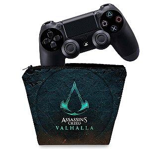 Capa PS4 Controle Case - Assassin'S Creed Valhalla
