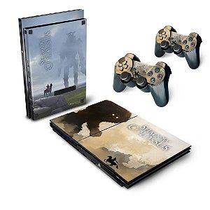 PS2 Slim Skin - Shadow Colossus