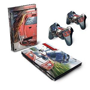PS2 Slim Skin - Burnout 3