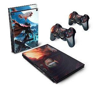 PS2 Slim Skin - Final Fantasy VII