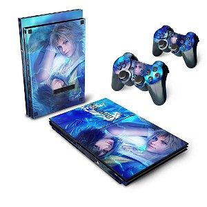 PS2 Slim Skin - Final Fantasy X