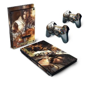 PS2 Slim Skin - Prince Of Persia
