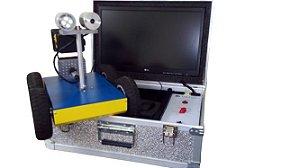 Robô para inspeção de esgoto