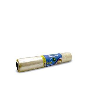 Bobina de Plástico Filme 38cmx300m