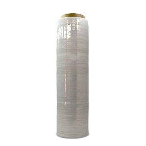 Bobina de Plástico Filme 50cm Strech   Rolo Unitário