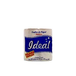 Papel Toalha | Ideal | Pacote com 2 Unidades