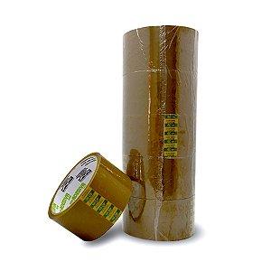 Durex Marrom 48mmx40m | Koretech | 05 Unidades
