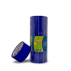 Fita Adesiva Colorida | 45mmx40m | Azul