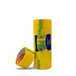 Fita Adesiva Colorida | 45mmx40m | Amarela