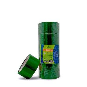 Fita Adesiva Colorida | 45mmx40m | Verde