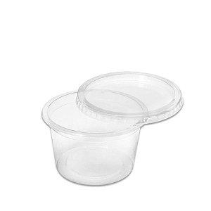 Pote Micro Redondo 145ml | Orleplast | Caixa com 750 Unidades