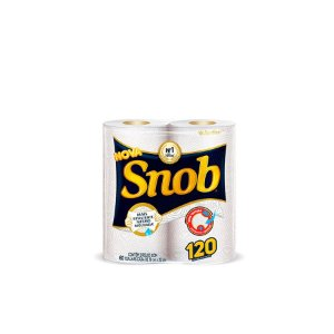 Papel Toalha | Snob | Pacote com 2 Unidades