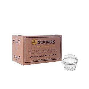 Pote Mousse Articulado 110ml | Starpack | Caixa com 300 Unidades