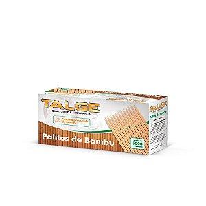 Palito de Dente de Bambu | Talge | Caixinha com 5000 Palitos