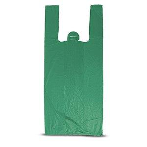 Sacola Recuperada Verde 40x50 | 1kg