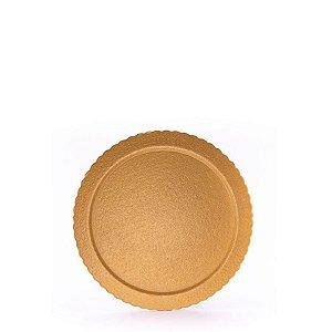 Bandeja Cake Board | Ouro
