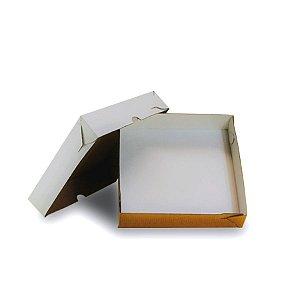Caixa de Papelão para Salgados 35x35