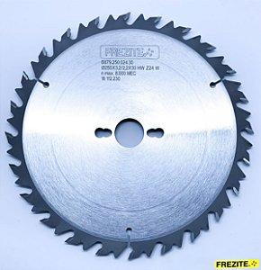 DISCO DE SERRA CIRC. 250x3,2/2,2x30 HW Z=24 W 10ª C/ LIMITADOR (B87925002430)